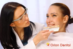Orion Dental - we offer cosmetic dentistry services to help brighten, straighten and improve your smile