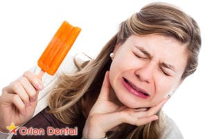 Causes of and Treatments for Sensitive Teeth