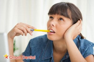 Orion Dental - Bad Habits that Might be Affecting your Oral Health