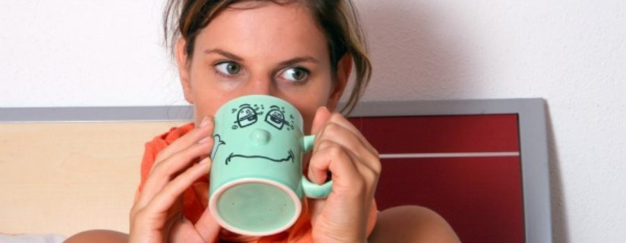 How cold and flu can affect oral health