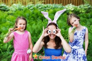 Five Things Dentists Put in Their Kids Easter Baskets