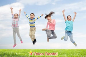 5 Tips for Helping to Take Care of Your Kids Teeth This Summer
