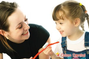 Orion Dental :: Teeth Brushing Basics for Kids & Adults Alike!