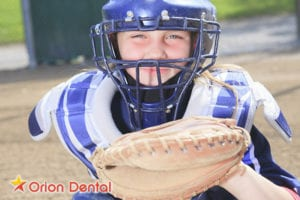 Orion Dental :: Three Ways Your Dentist Can Help Protect Your Kid's Teeth This Baseball Season