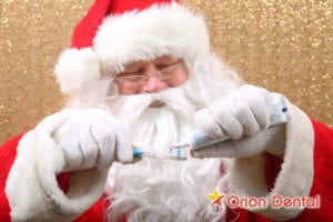 Dental Hygiene Shouldn't Take a Holiday This Season