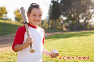 Taking Care of Your Child's Teeth During Baseball Season