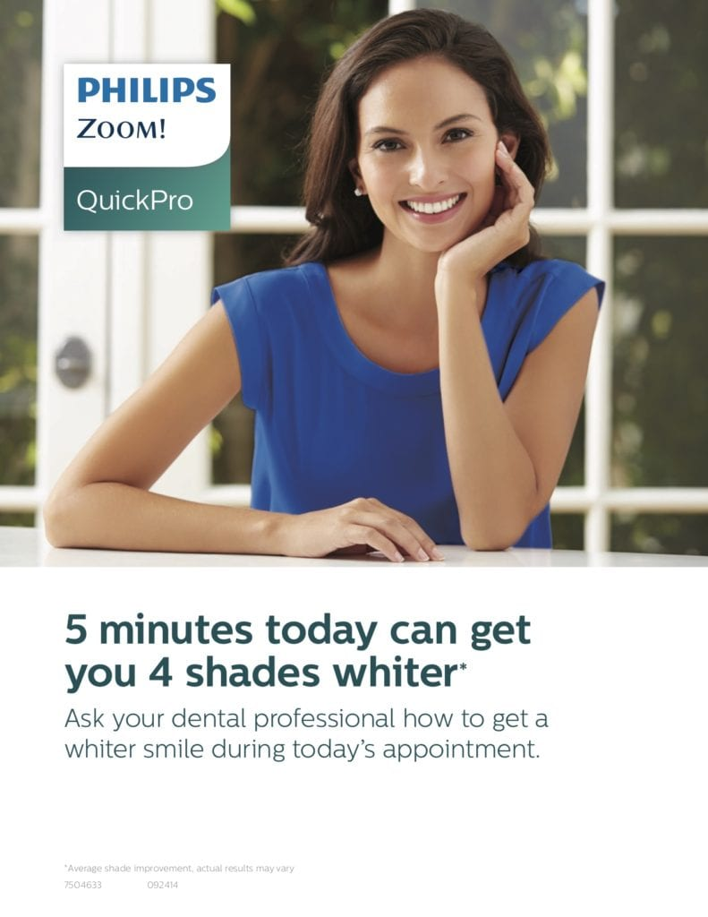 Zoom Whitening Treatment at Orion Dental