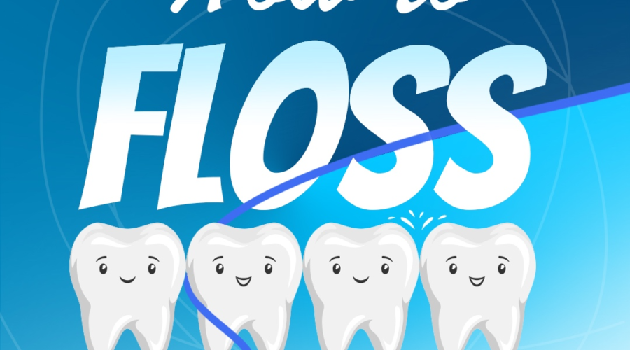 How To Floss Your Teeth Well - Orion Dental