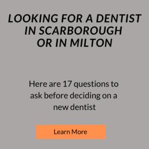 17 Questions to ask a new dentist | Orion Dental