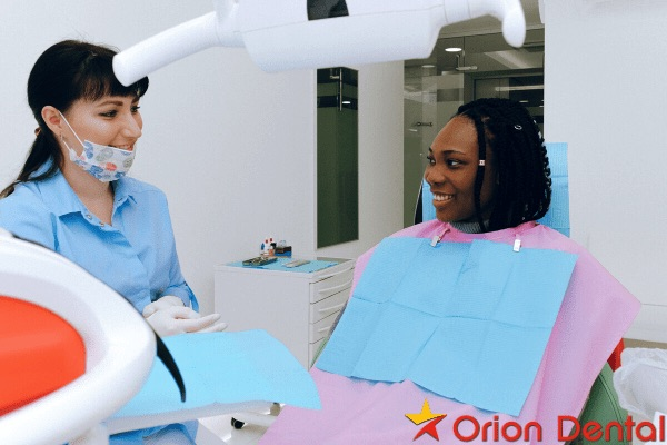 Patient and Dentist | 17 questions to ask a new dentist | Orion Dental